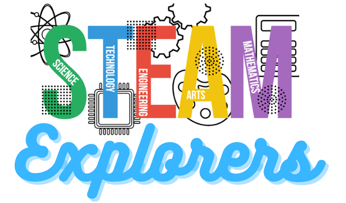 STEAM Explorer Kits at the Library!