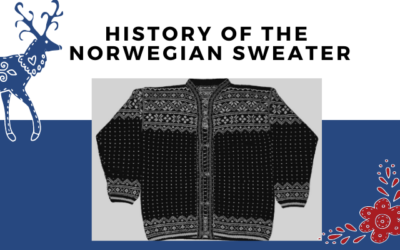 The History of the Norwegian Sweater