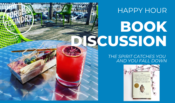 Happy Hour Book Discussion