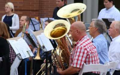 Summer Concert on the Terrace: Valley Concert Winds